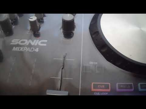 Sonic mix pad 4 feat traktor dj loboiser multimedia record