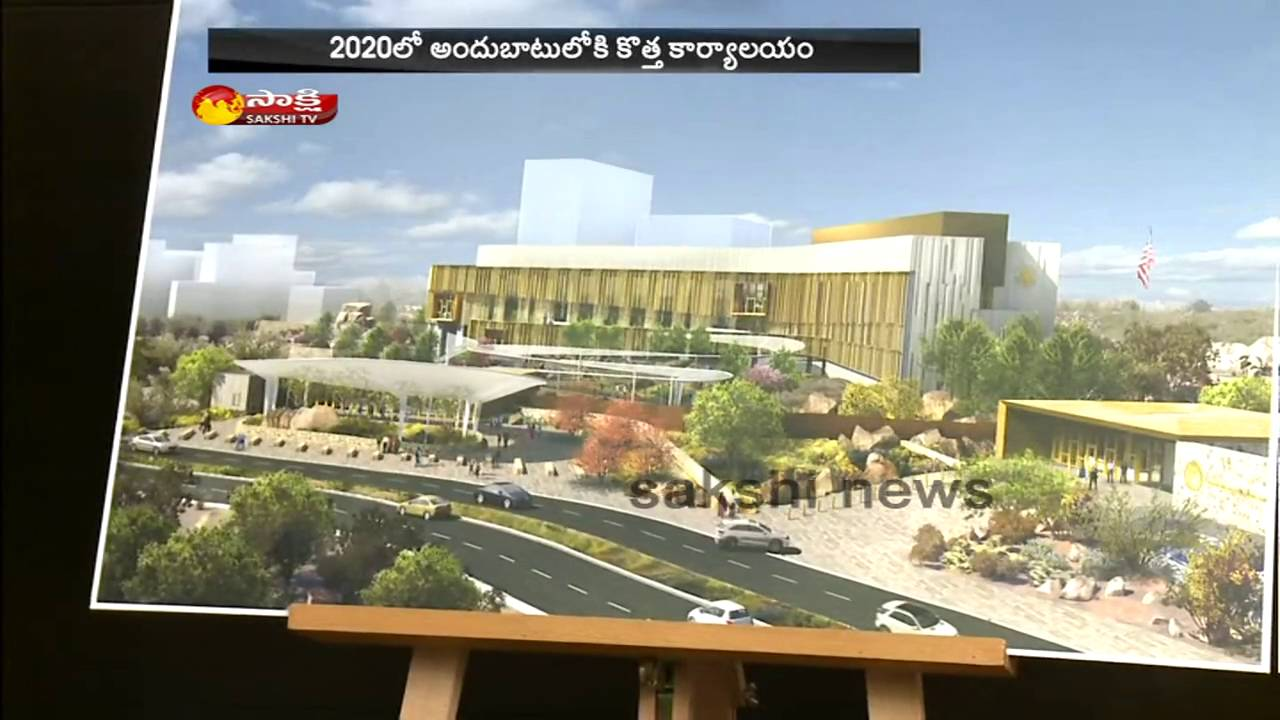 New Building Of US Consulate In Hyderabad To Be Ready By - Us consulate hyderabad address map