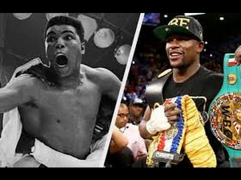 Why Muhammad Ali Is So Great & Floyd Mayweather Dont Know Shit About Boxing History !!