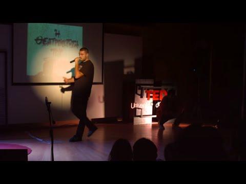 Η θεατρικότητα του στίχου | Xplicit And Panagiotis Vasileiou | TEDxUniversityofMacedonia