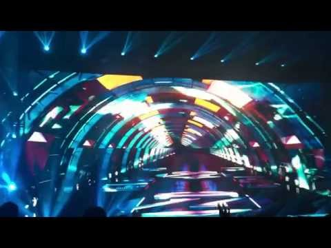 Zedd Clarity Live - 10/02/15 - Madison Square Garden NYC