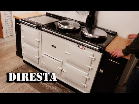 DiResta Stove Side Cabinets