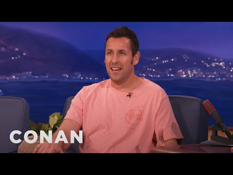 Adam Sandler's Revenge On NBC  - CONAN on TBS