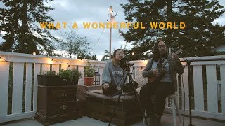 Download What A Wonderful World - Louis Armstrong (Cover) by The Macarons Project