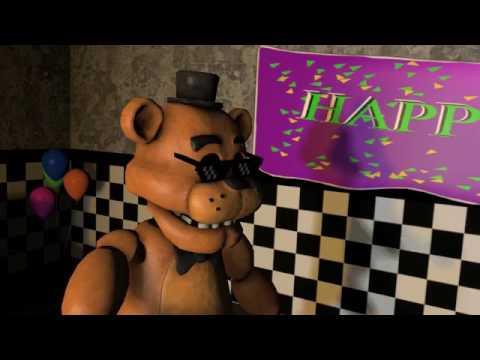 SFM FNAF Five Funky Night s at Freddy s 2   YouTube