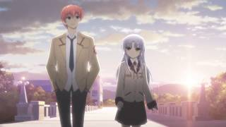 amv #angelbeats #disturbed Hello darkness, my old friend I've come to talk with you again Because a vision softly creeping Left its seeds while I was sleeping ...