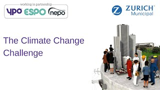 Click here to play the The climate change challenge video