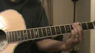 How to Play Jenny Wren - Paul McCartney