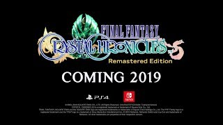 Final Fantasy Crystal Chronicles Remastered!