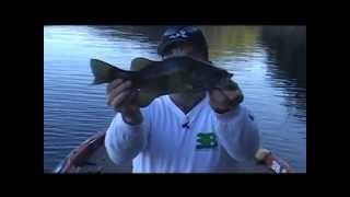 3B Outdoors TV - Nathan Light & Barry Loupe Tightlining on South Holston Lake, TN