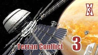X3 TERRAN CONFLICT - Как заработать кредитов!