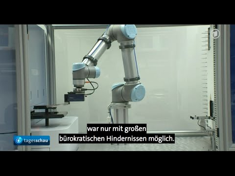 Wako Automation Yokogawa Cv7000 Featured On German News Youtube