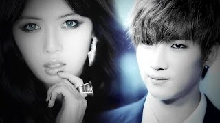 Roh Ji Hoon & Hyuna • When will I learn..?
