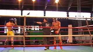 Campionato Italiano Muay Thai FIMT Team Ottavio Panunzio Fraddosio Raffaele Classe Sen. Kg. - 67