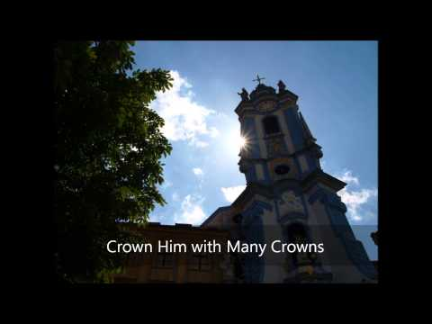 crown him with many crowns lyrics pdf