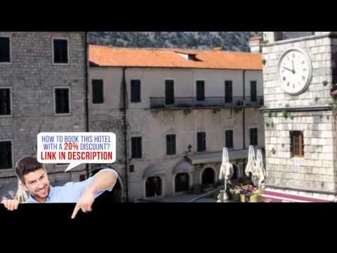 Apartment Palata Bizanti, Kotor, Montenegro,  HD Review