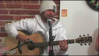 "REBELUTION ""Green To Black"" - acoustic @ the MoBoogie Loft"