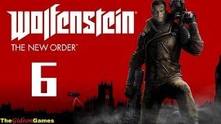 Прохождение Wolfenstein: The New Order (2014) HD - Часть 6 (Концлагерь смерти)