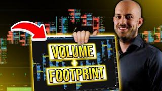 Volumeprofile + Footprint | verstehen im Daytrading!