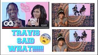 Kylie Jenner Asks Travis Scott 23 Questions   REACTION