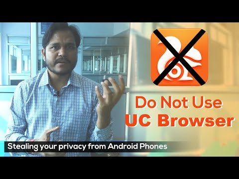 UC Browser stealing your privacy from Android Phones   Do not use UC Web Browser   Android Authority
