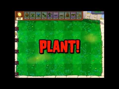 โปรพืชปะทะซอมบี้