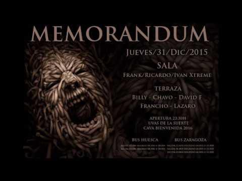 Coliseum Memorandum (Noche Vieja) 2015 - Ivan X-Treme