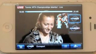 Eurosport Player Italia - la videorecensione di Meladvice.com