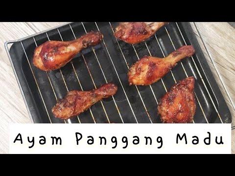 ayam-panggang-madu-|-ayam-madu-oven-tanpa-ungkep