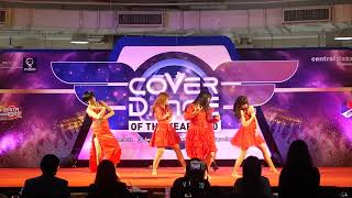 Diamond Dolls cover FLOWER from Chiang Mai , THAILAND @ Audition Cover Dance of the Year 2020 ( JAPAN FESTA IN BANGKOK 2020 ), Central Bangna ...