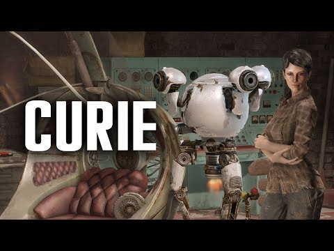The Full Story of Curie - Fallout 4 Lore