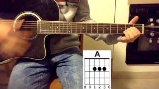 OMI-Cheerleader fast guitar tutorial
