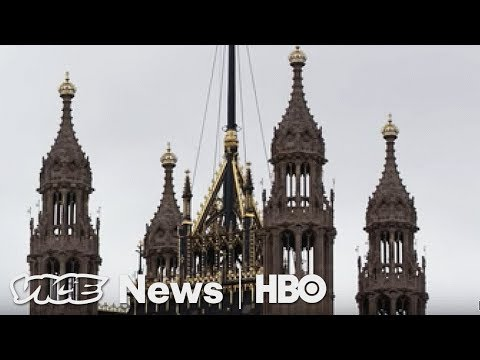 The Crumbling London Parliament & Healthcare Homeworkers: VICE News Tonight Full Episode (HBO)
