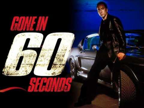 Gone In 60 Seconds -Nur Noch 60 Sekunden- Soundtrack *HD*