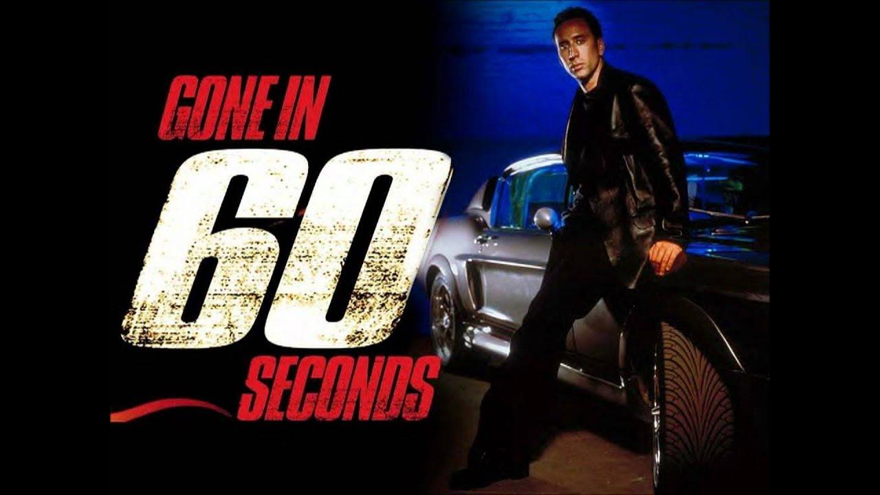 Soundtrack Nur Noch 60 Sekunden