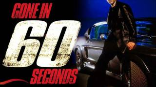 Gone in 60 Seconds -Nur noch 60 Sekunden- Soundtrack *HD*
