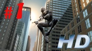 Spider-man 3 The Movie Game 2007 - Parte 1 (PC Español)