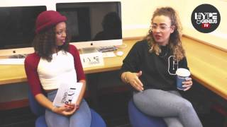 Ella Frank Exclusive Interview with Rhia @ H&G.TV [@Ella_Frank]