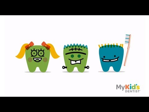 How to Brush Your Teeth Properly - For Kids