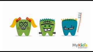 How to Brush Your Teeth Properly - For Kids(This video is all about brushing your teeth -- directed at children. Some topics include: plaque, cavities, and how to brush your teeth. The video also tells you how ..., 2012-09-17T19:44:13.000Z)