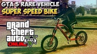 GTA 5 Glitches - Get Super Fast Bike Online