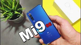 Xiaomi Mi9 SE   Czy warto?   Test   Pierwsze wrażenia