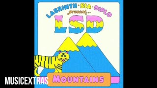 LSD Mountains (Audio) ft. Sia, Diplo, Labrinth