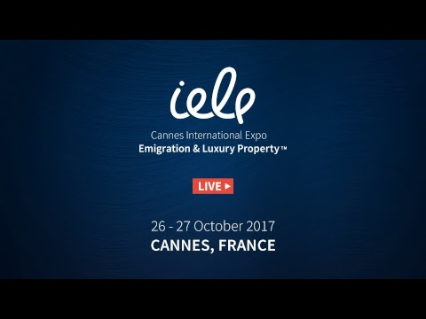 Cannes International Emigration & Luxury Property Expo! Live | Part 1
