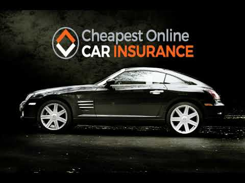 Cheapest Online Car Insurance