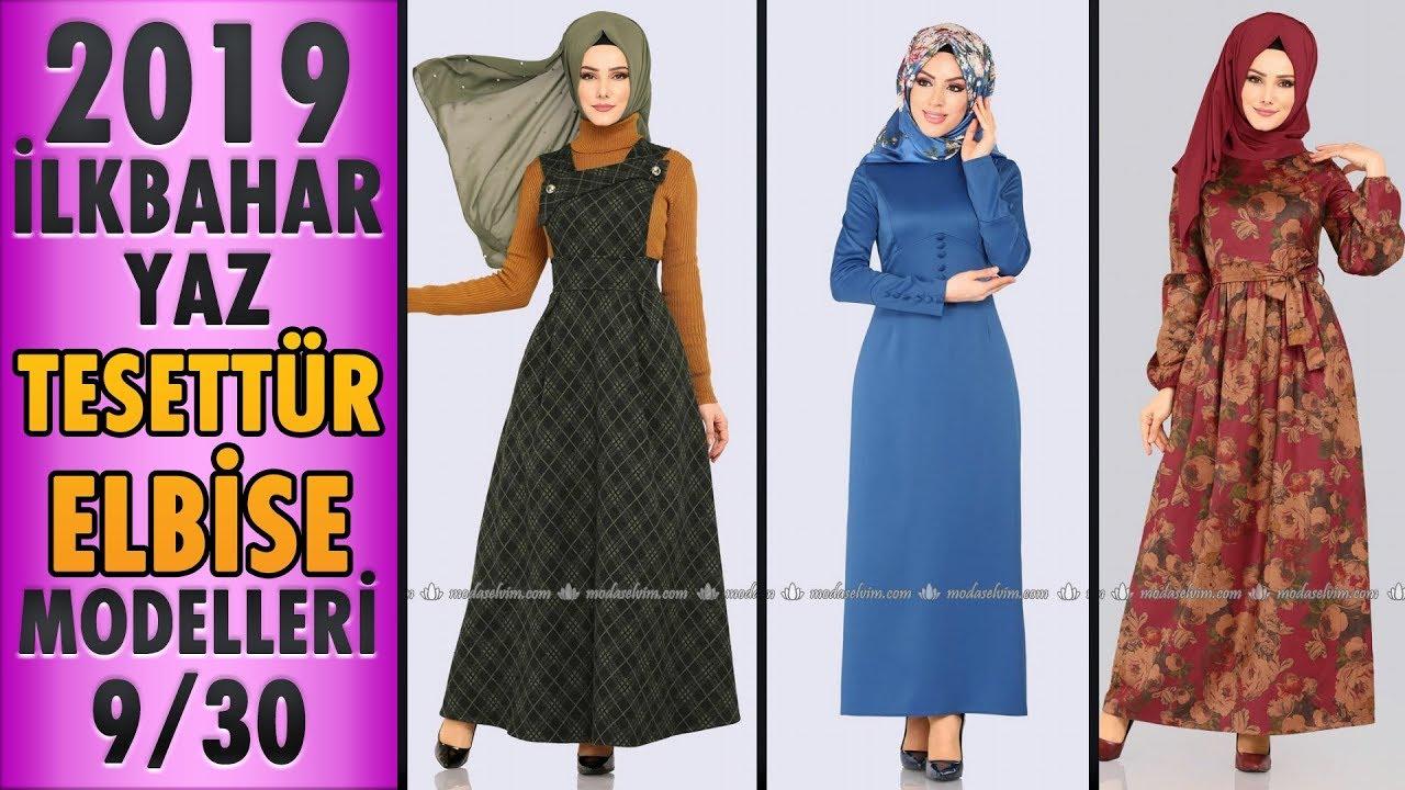 20cbd23d9189c #Modaselvim İlkbahar Yaz Tesettür Elbise Modelleri 2019 - 9/30 | #Hijab # Dress | #tesettür #elbise - modanzi tesettür - thtip.com