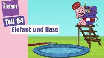 Die Sendung mit dem Elefanten - Geschichten mit Elefant und Hase  - Teil 4 | WDR