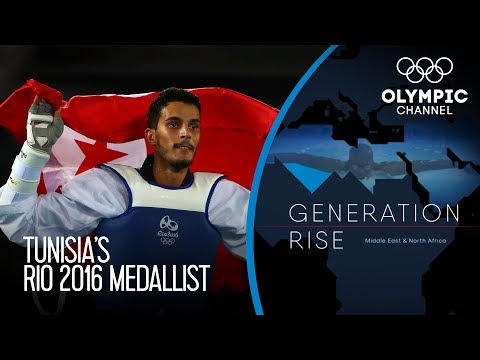 The Road to an Olympic Medal with Tunisia's Oussama Oueslati | Generation Rise