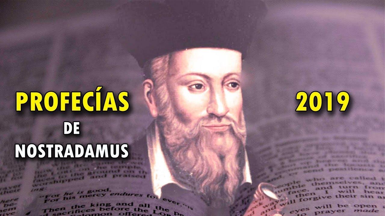 Nostradamus y sus 10 temibles predicciones para el 2019