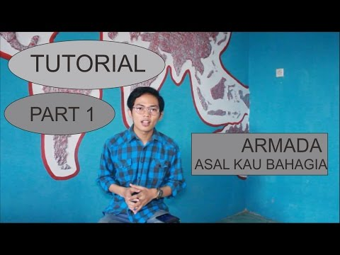 Tutorial Piano Armada-Asal Kau Bahagia PART 1 by Adi (Intro)
